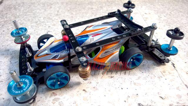 Super 2 Speed Tech Setup