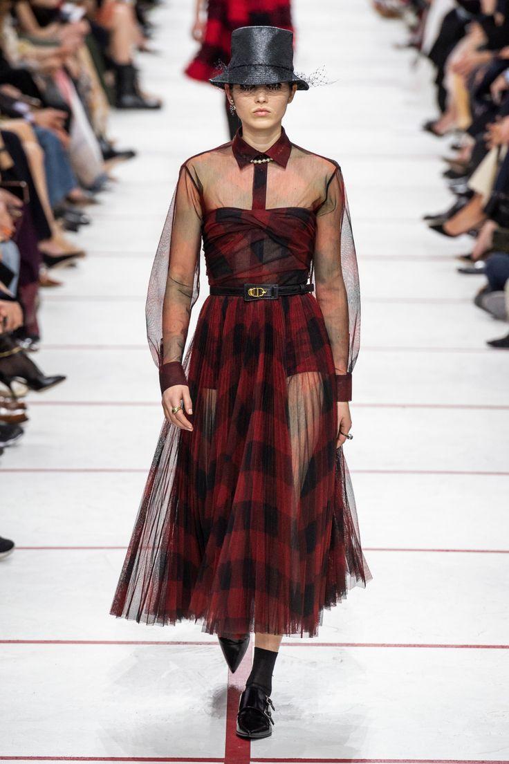 fashion elegance luxury beauty — Christian Dior Fall 2019 ...