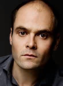 Actor David Dencik