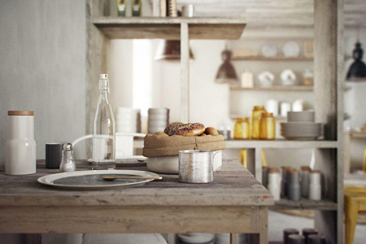 The Restaurant   Scandinavian Concept by Unique 3D Studio hotels and restaurants