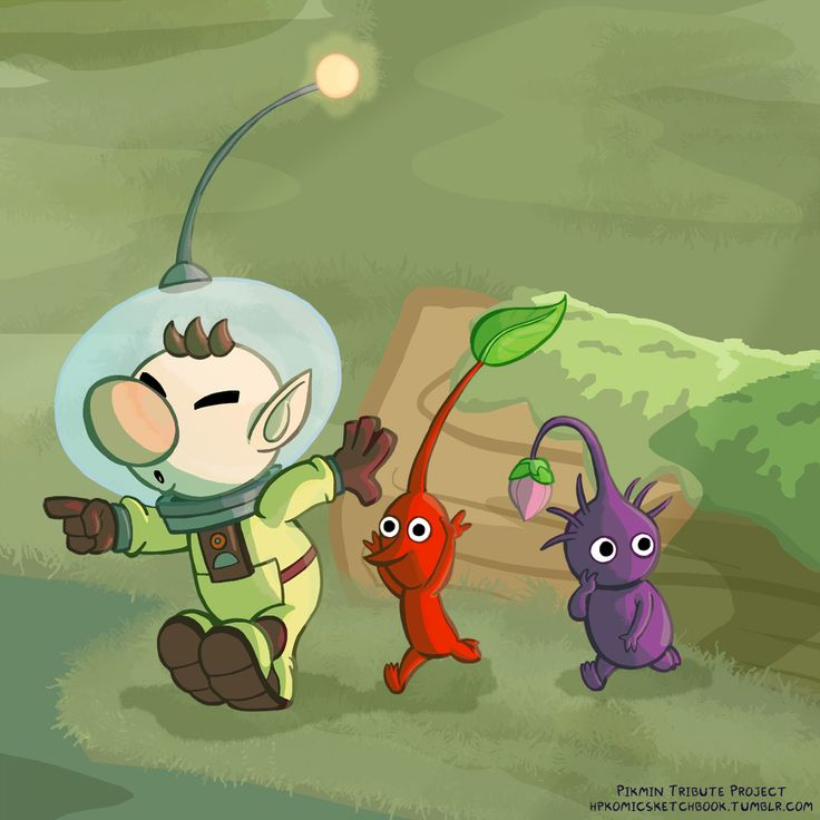 164 Best Pikmin Images On Pinterest