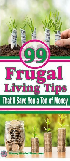 Keep more money in your wallet with these easy frugal tips!