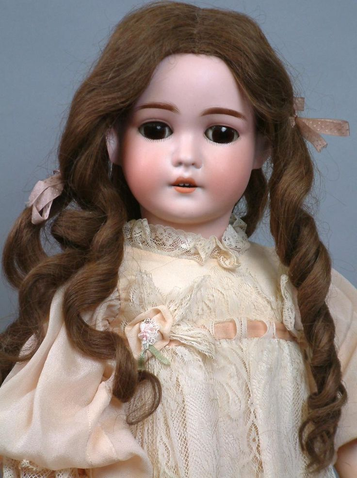 """*Her Majesty* 25"""" Armand Marseille Antique """"Queen Louise"""" Bisque Doll from kathylibratysantiques on Ruby Lane"""
