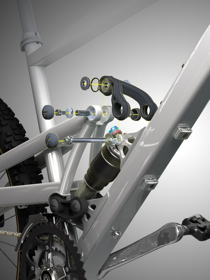 Autodesk Inventor Autodesk Digital Prototyping Bike