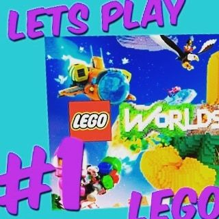 Let's Play Lego Worlds For PS4 Part 1 http://crwd.fr/2gmcDDC