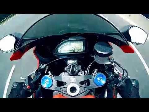 Honda Fireblade 20th Anniversary - Another Loan Bike