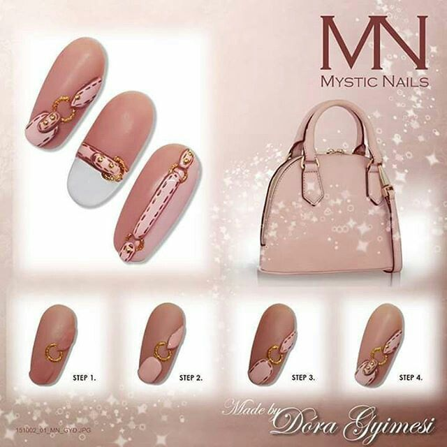 740 best Uñas Rusas images on Pinterest | Ps, Nail art and Nail designs