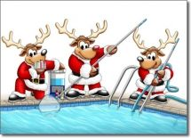 SW-01132 Industry Specific Christmas Card for the pool service industry.Pool Service Christmas Cards, Pool Service Holiday Cards, Pool Sales Christmas Cards, Pool Sales Holiday Cards, Swimming Pool Service Christmas Cards, Swimming Pool Service Holiday Cards, Swimming Pool Sales Christmas Cards, Swimming Pool Sales Holiday Cards, Swimming Pool Supply Christmas Cards, Swimming Pool Supply Holiday Cards.