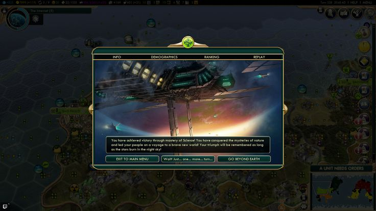 Picked up Civ V dirt-cheap on the Steam winter sale finally achieved victory! #CivilizationBeyondEarth #gaming #Civilization #games #world #steam #SidMeier #RTS