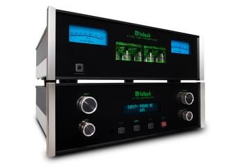 McIntosh C1100 Reference Two Box Pre-Amp | The Listening Post Christchurch & Wellington