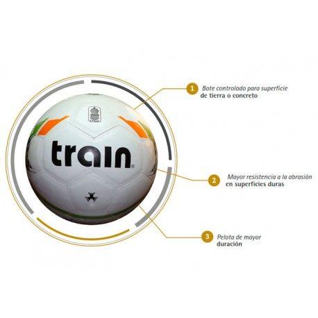 Pelota Superficies duras Pampera Train $17.900
