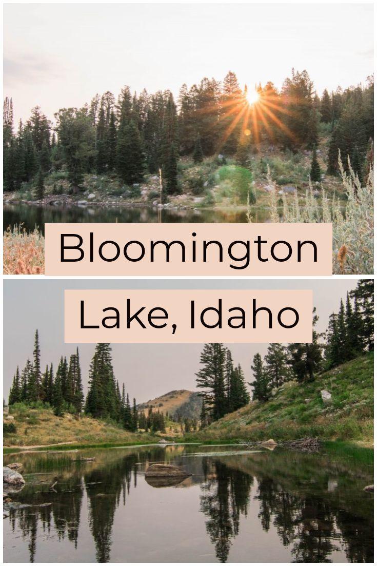 One Of The Most Beautiful Lakes In Southeast Idaho Parttimetourists Com Idaho Travel Idaho Vacation Idaho Adventure
