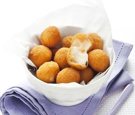 Mozzarelline fritte ricetta