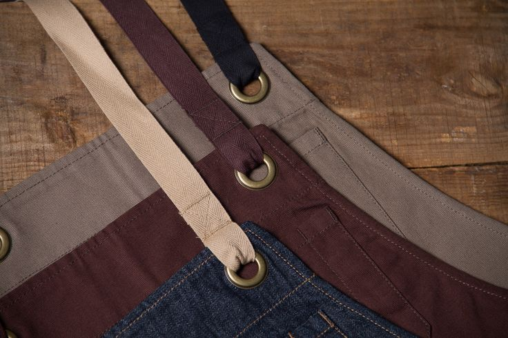 Styles from the apron range