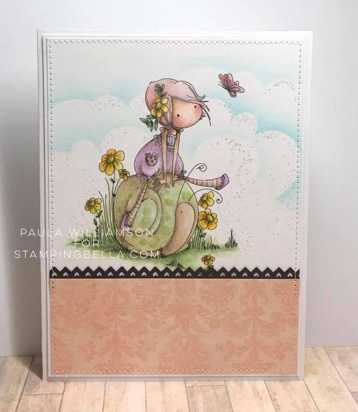 it's bellarific FRI-YAY sistahs!- an INSPIRATION photo! | stamping bella