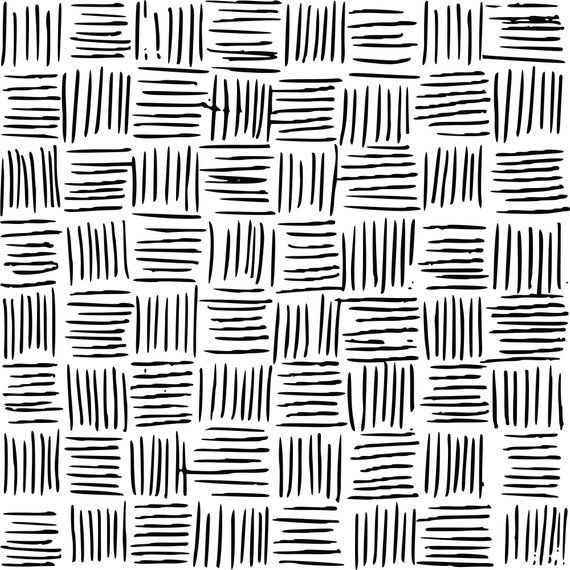 Black And White Lines Removable Wallpaper Geometric Peel And Etsy Black And White Lines Removable Wallpaper Adhesive Vinyl