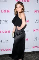Joey King attends the NYLON Young Hollywood Party in West Hollywood http://celebs-life.com/joey-king-attends-nylon-young-hollywood-party-west-hollywood/  #joeyking
