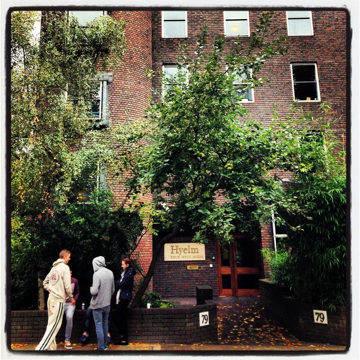 Best location for university accommodation - King's College London - Hampstead Residence