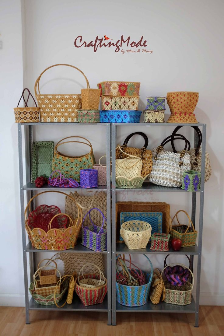 The #macrame collection #CraftingMode #etsy https://www.etsy.com/shop/CraftingMode?ref=hdr_shop_menu