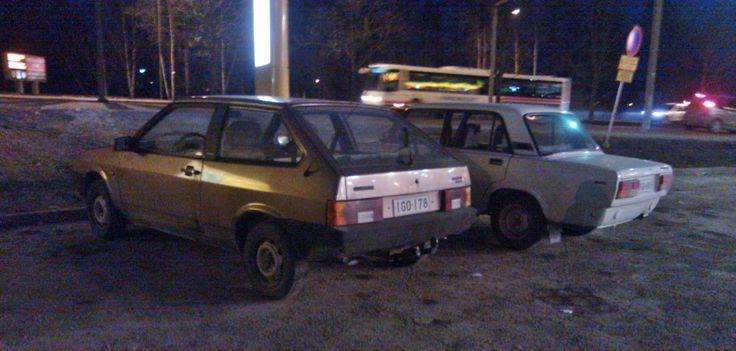 Lada 2107  Lada 2108