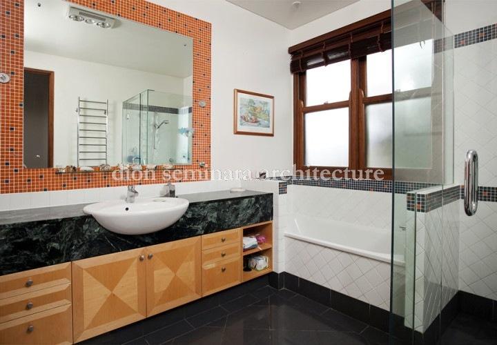 Bathroom Interior Architecture, Interior Design Architects Brisbane, Dion Seminara Architecture