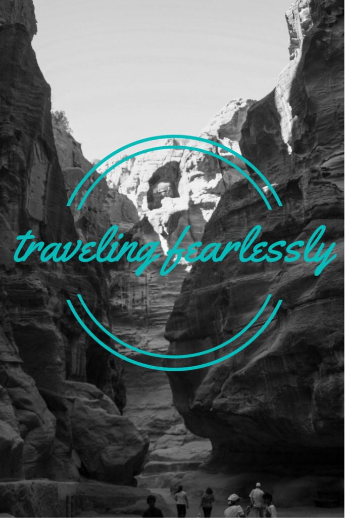 The Year of Traveling Fearlessly: Planning Your First Solo Trip - monthly series with in-depth tips on solo travel. Make this the year you travel solo.