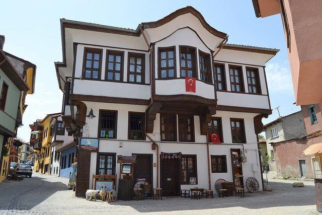 Eskişehir - Odunpazarı Evleri