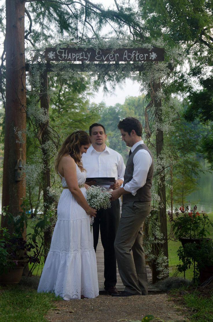 81389aa08a3a08b706c4b5544c79cc13  camp wedding casual wedding - Wedding Ceremony Ideas