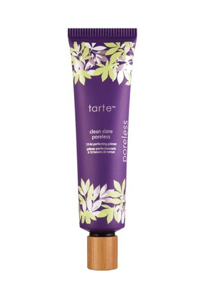 """Whenever I do makeup, a flawless finish is my ultimate goal,"" Erin B. Guth, a celebrity makeup artist to stars like Zendaya and Sofia Carson, tells Teen Vogue. ""This means hiding pores. And what's my best weapon to accomplish this? ""I ALWAYS prep the skin with a pore-minimizing primer."" Erin loves this waterproof option from Tarte, and applies a pearl-size amount before foundation. ""The primer smoothes the appearance of pores and imperfections, and helps keep makeup in place for hours,"" she…"