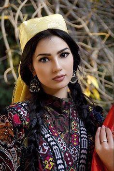 Нодира Мазитова самая красивая таджикская девушка