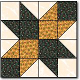 sunlight and shadows free quilt block pattern
