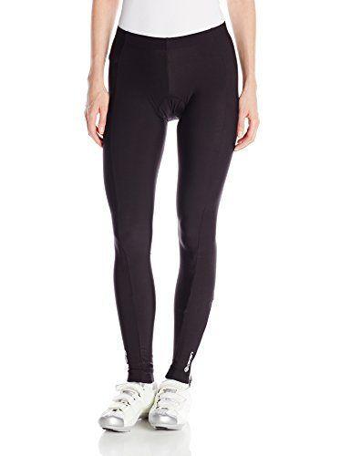 Canari Cyclewear Women's Tundra Pro Cycle Tights, Black, Small - http://ridingjerseys.com/canari-cyclewear-womens-tundra-pro-cycle-tights-black-small/