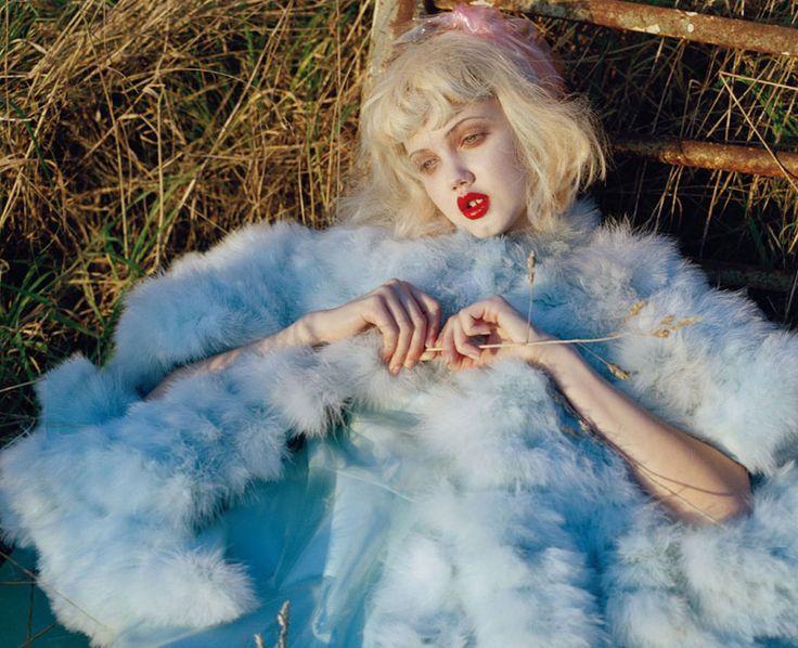 Tim Walker / Vogue Italia January 2012.