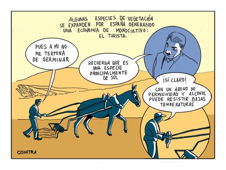 Consecuencias de una economía árida en España