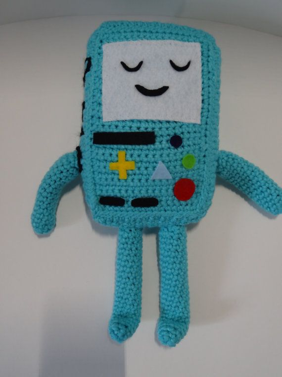 Amigurumi Beemo : 1000+ images about Calebs on Pinterest