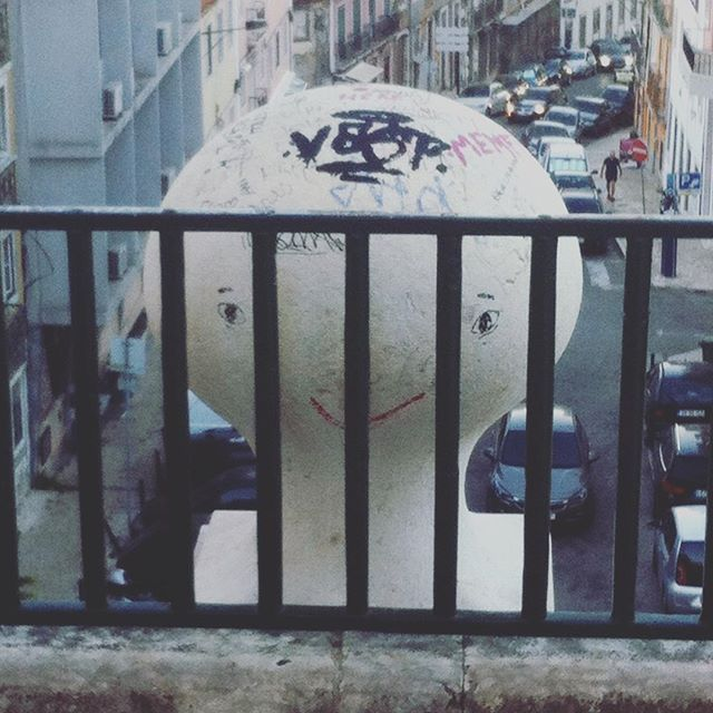 Olá Lisboa! #lisbon #funny #inspirações #inspiration #streetart