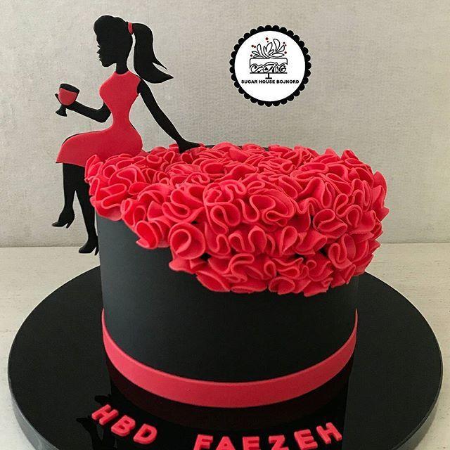 Cake Design via @sugar_house_bojnourd ❤️❤️#Cakebakeoffng #CboCakes #InstaLove #LikeforLike #AmazingCake #CakeInspiration    #Regram via @BdV1ebxn6zx