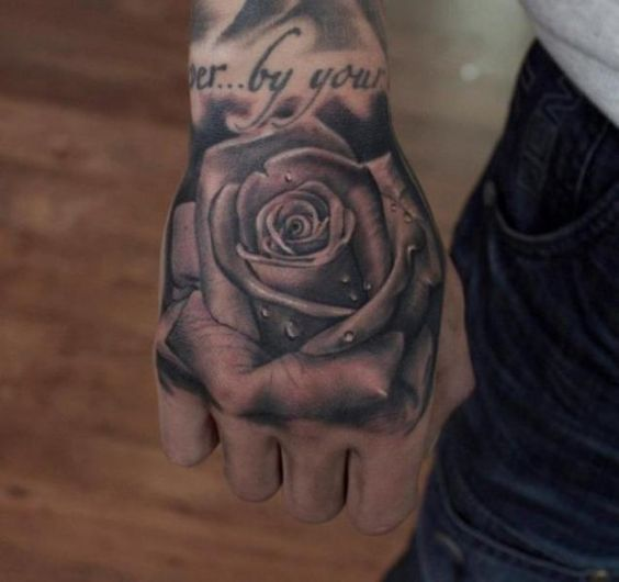 Rose Tattoos for Men - Ideas and Inspiration for Guys