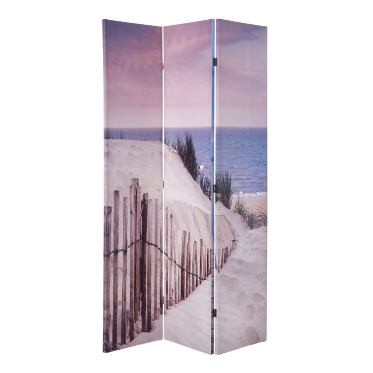 Paravent Strand, Foto-Druck, Leinwand, ca. 120 x 180 cm Jetzt bestellen unter: https://moebel.ladendirekt.de/wohnzimmer/regale/raumteiler/?uid=957c40f7-0593-51aa-b22e-73b618355fd9&utm_source=pinterest&utm_medium=pin&utm_campaign=boards #wohnzimmer #raumteiler #regale