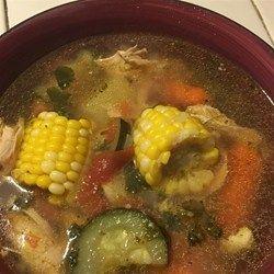 Caldo De Pollo (Mexican Chicken Soup) - Allrecipes.com