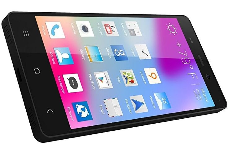 """Purchase for best price """"BLU Life Pure Unlocked Phone (Black)"""" - Today New Technology 