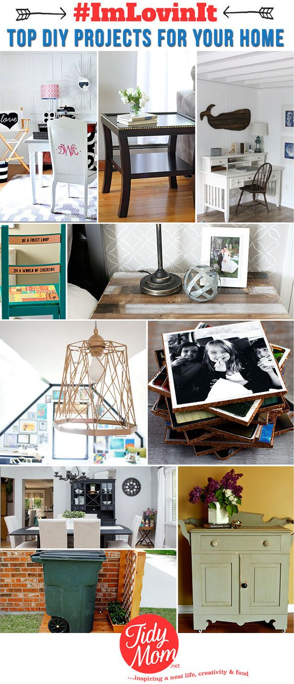 1000+ images about DIY Home Decor Ideas on Pinterest  Home tours, Happily ever after and