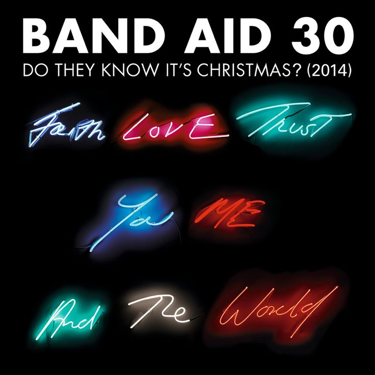 Do They Know It's Christmas? (2014) [with Band Aid 30]