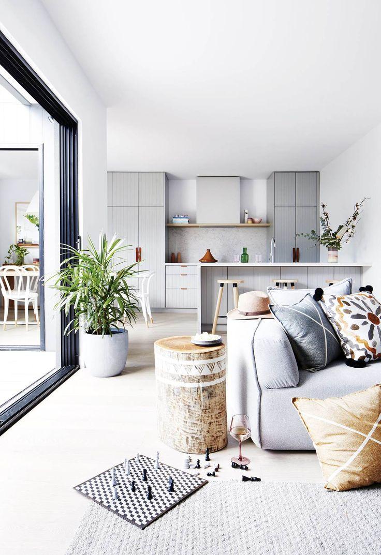 20 open plan living room designs