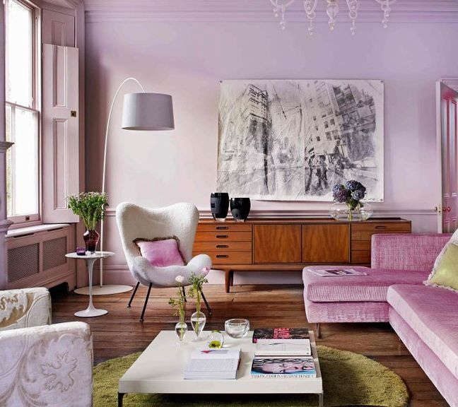 17 best ideas about lilac living rooms on pinterest Lilac living room ideas