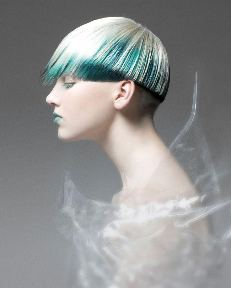 Jacqueline Sanchez: Salon Gregories  Colour Finalist  North American Hairstyling Awards 2012