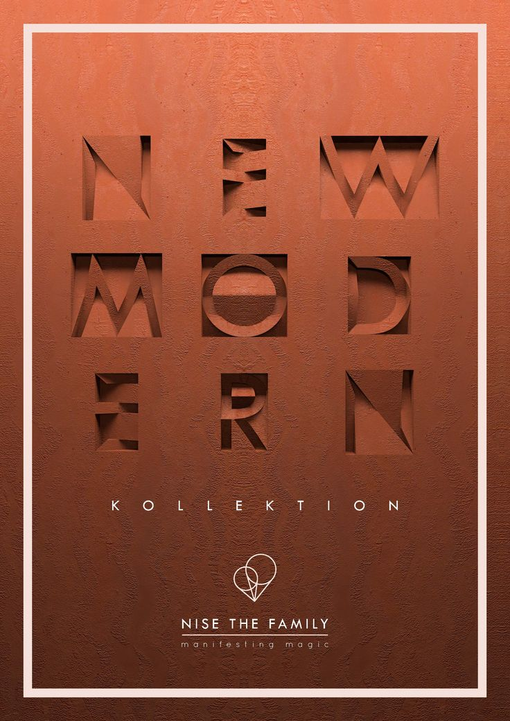 Coverdesign New Modern Collection