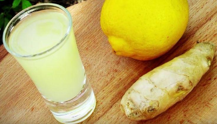 фото имбирьной настойки с лимоном и медом