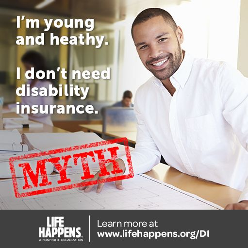 May is Disability Insurance Awareness month!  Is your paycheck protected?