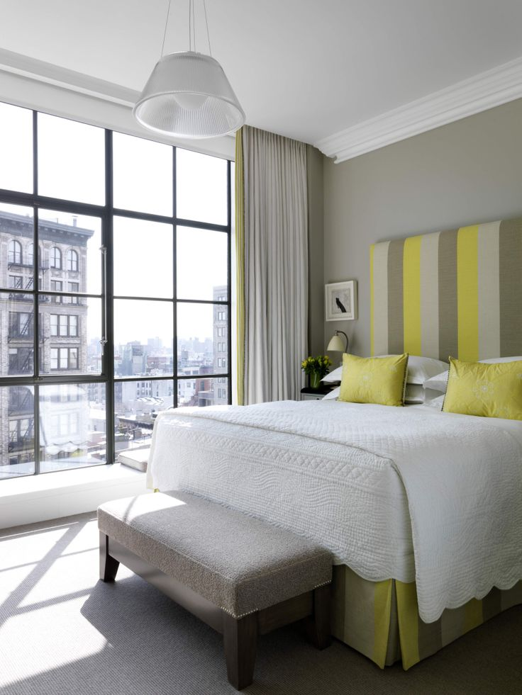Crosby Street Hotel, NYC with interior design by Kit Kemp   Country Home Ideas   The Country Lifestyle Magazine